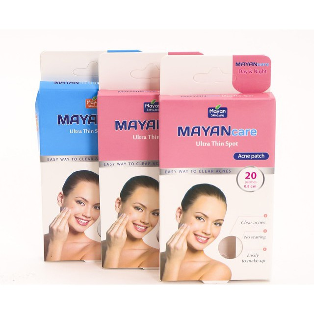 MIẾNG DÁN MỤN MAYAN CARE ULTRA THIS SPOT ACNE PATCH