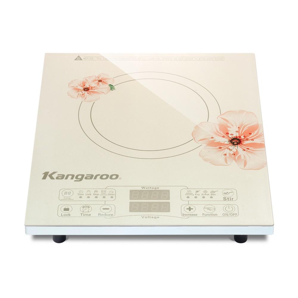 Bếp điện từ đơn siêu mỏng KANGAROO KG418i