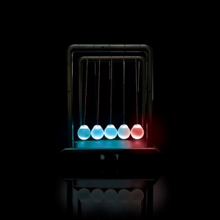 Con lắc Newton – Có đèn (LED Kinetic Newton's Cradle)