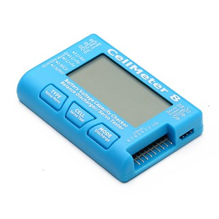 Đo pin CellMeter 8