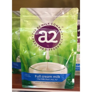 Sữa Tươi A2 full cream 1000g dạng bột của Úc thumbnail