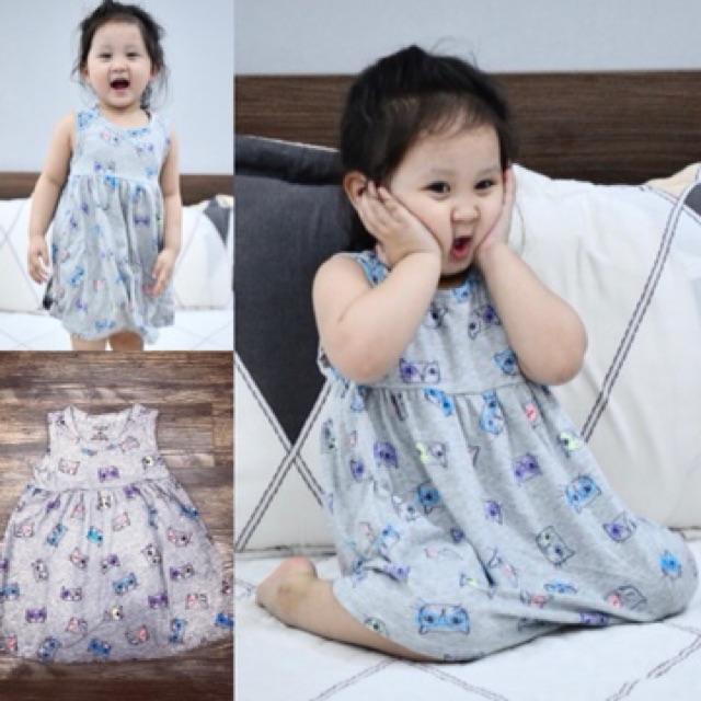 Váy xuất dư bé gái cực xinh