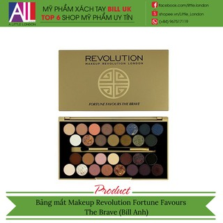[TOP 1 SHOPEE] Bảng mắt Makeup Revolution Fortune Favours The Brave (Bill Anh) thumbnail