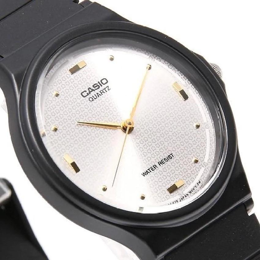 Đồng hồ nam dây nhựa Casio chính hãng Anh Khuê MQ-76-7A1LDF