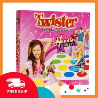 Trò chơi Twister body Vui Nhộn thumbnail