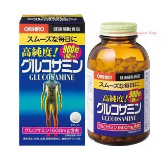 Viên uống bổ xương khớp Glucosamin ORIHIRO NHẬT BẢN