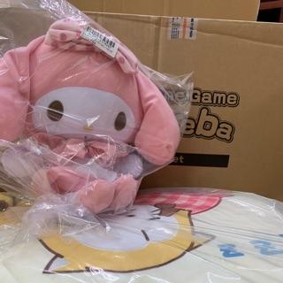 My Melody Girly Sweet Pink Big Plush