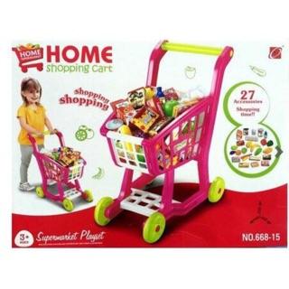 Đồ chơi xe đẩy siêu thị