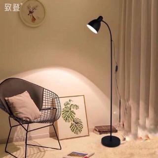 Đèn cây Pixal trang trí phòng khách, phòng ngủ , phòng đọc sách phong cách Bắc Âu tặng kèm đèn LED
