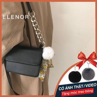 Túi quai xích, 2 dây đeo kết hợp được nhiều kiểu, dáng basic dễ phối đồ TC41 thumbnail