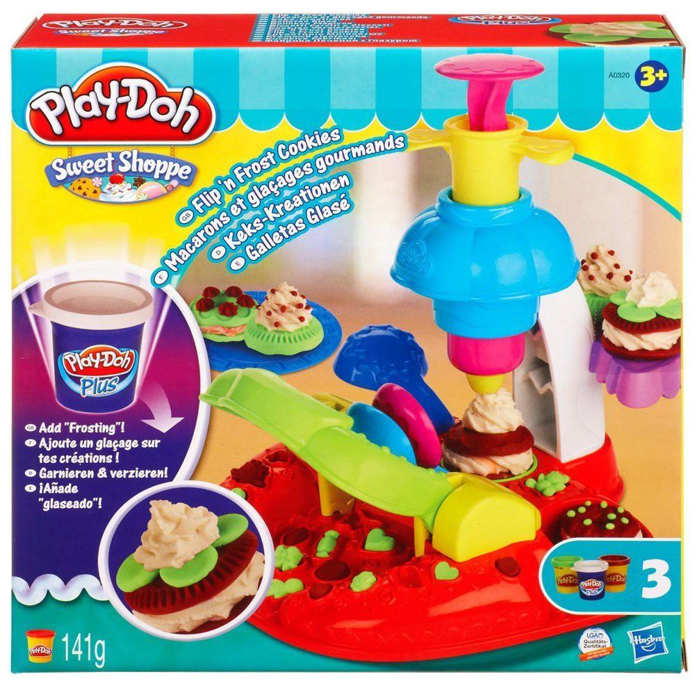 Đất nặn Playdoh A0320 máy làm bánh ngọt ( Play doh )