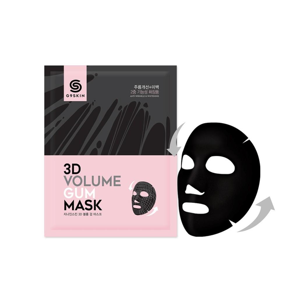Lẻ 1 miếng Mặt nạ G9 Skin 3D Volume Gum Mask HSD 8/2019