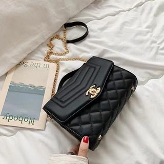 Túi xách nữ 💖 FreeShip 20K 💖 Túi xách nữ CN cầm tay mini [Đen - Đỏ - Trắng - Vàng]