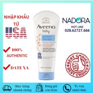 Kem Thoa Chàm Cho Bé Aveeno Baby Eczema Therapy Moisturizing Cream thumbnail