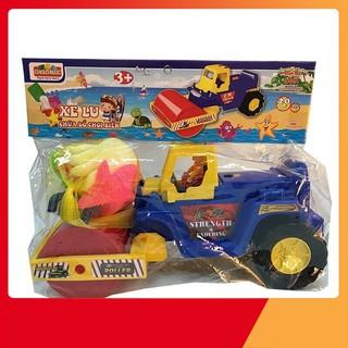 (Mẫu_Hot)Xe lu đồ chơi chất lượng tốt cho trẻ em chứa đồ chơi biển(Nhựa chợ lớn an toàn cho bé)