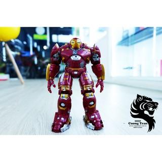 Mô hình Iron man Hulkbuster (loại thường – có đèn)