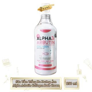 [Auth Thái] Sữa Tắm Trắng Da Dưỡng Ẩm Alpha Arbutin 350ml - Kem tắm dưỡng trắng da Alpha Arbutin thumbnail
