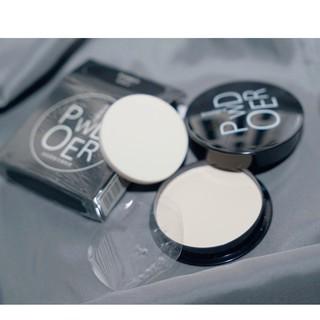 Phấn nền kiềm dầu Image kèm bông tán mịn màng lâu trôi phấn nén makeup powder thumbnail