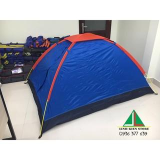 Lều cắm trại 2 người uy tín, giá rẻ (màu ngẫu nhiên)