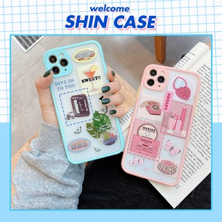 So sánh Ốp lưng iphone Sweet Lovers 5s/6/6plus/6s/6s plus/6/7/7plus/8/8plus/x/xs/xs max/11/11 pro/11 promax – Shin Case