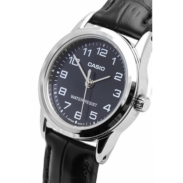 Đồng hồ nữ Casio chính hãng LTP-V001L-1BUDF