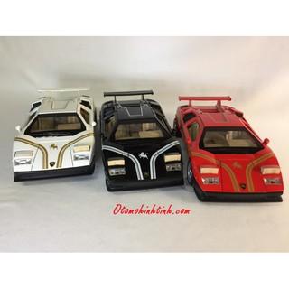 Mô hình đồ chơi xe Lamborghini Rambo Contash 1:32