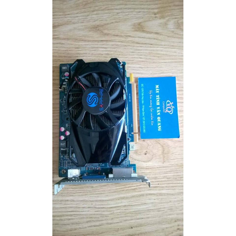 Vga Sapphire Hd6670 bản 1gb/ DDr5 Giá chỉ 300.000₫
