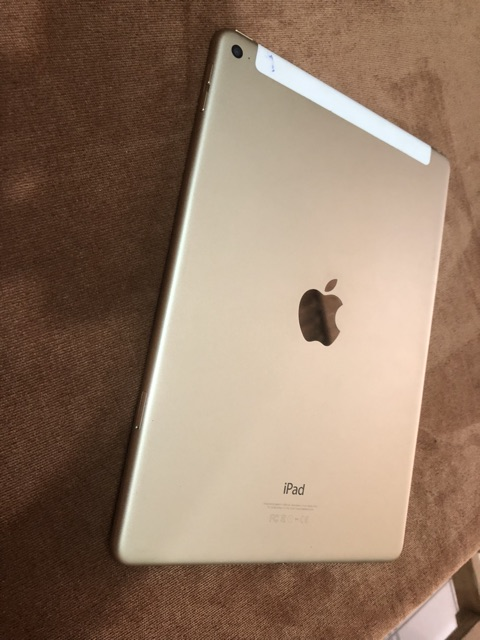 IPad air2 4G wifi 64GB, gold