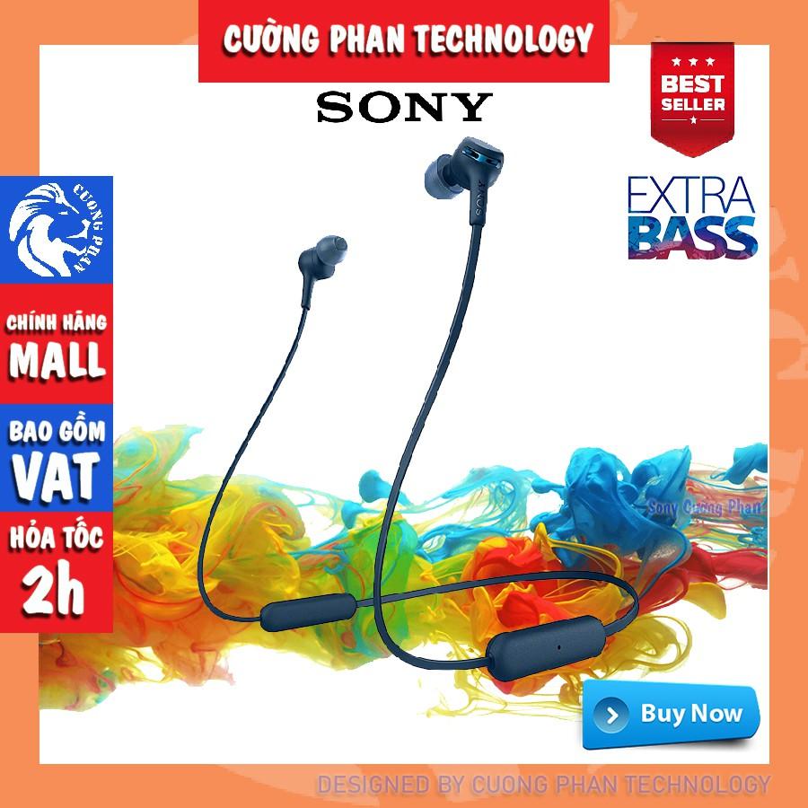 Tai Nghe Bluetooth Extra Bass Sony WI-XB400 | Chính Hãng Sony Việt Nam | Bảo Hành 12 Tháng Toàn Quốc