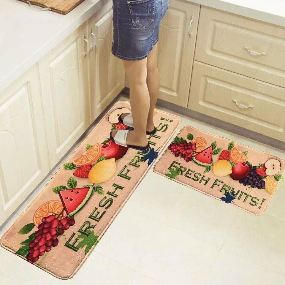 THẢM trải sàn nhà bếp chống chơn - trượt hàng đẹp