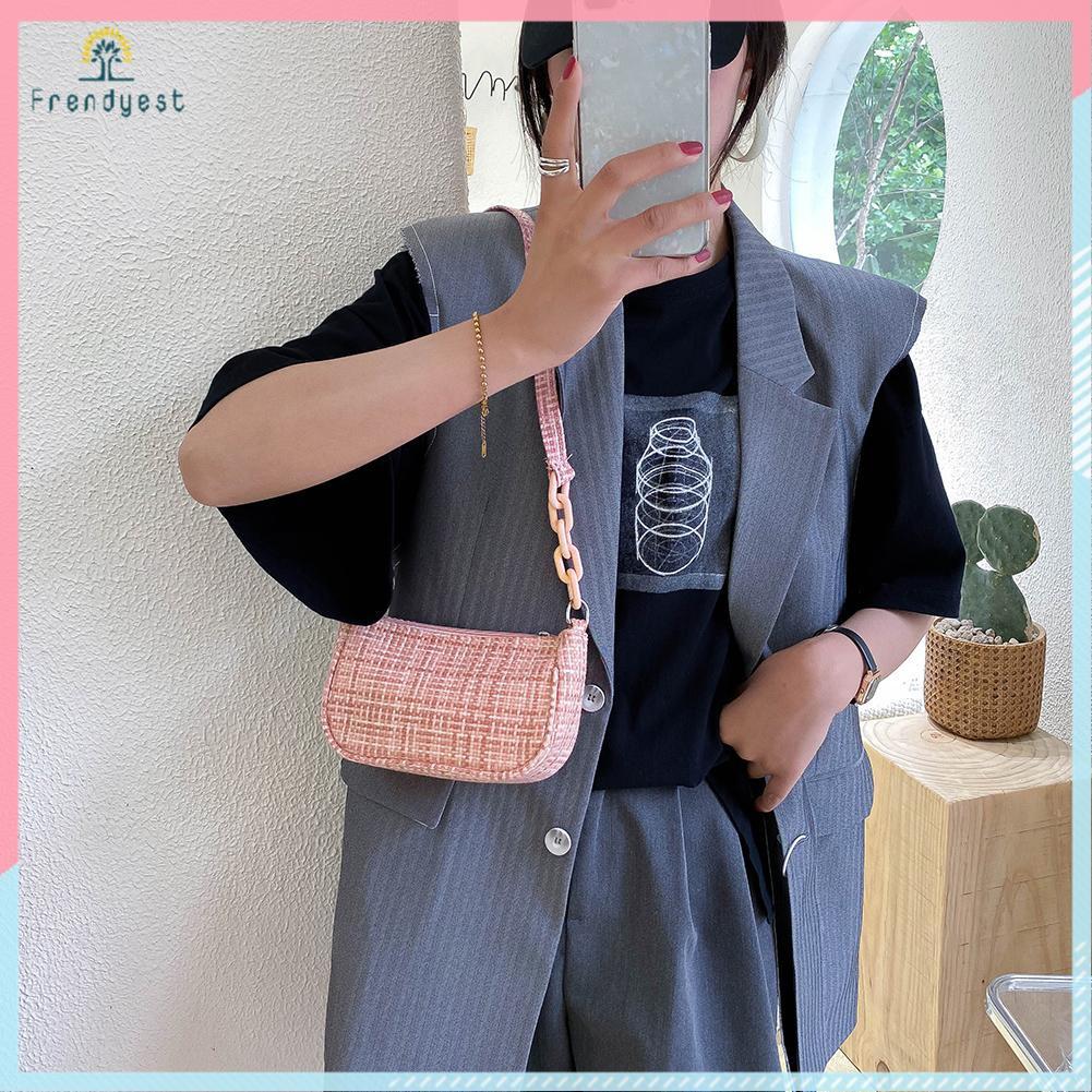 Túi xách màu caro thời trang xinh xắn dành cho nữ
