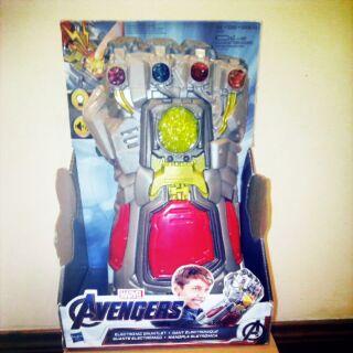 Nano gaunlet.Sản phẩm mô hình, hóa thân siêu anh hùng Iron Man
