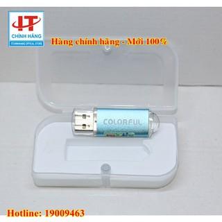 USB Colorful 32gb - USB 2.0 - Giao Màu Ngẫu Nhiên thumbnail