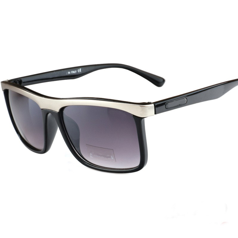 New fashion sunglasses, trendy, European and American style, UV protection sunglasses A