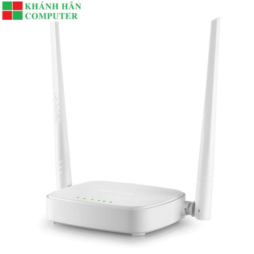 Thiết bị mạng Tenda N301 – Router Chuẩn N Không Dây Tốc Độ 300Mbps - BH chính hãng 36T
