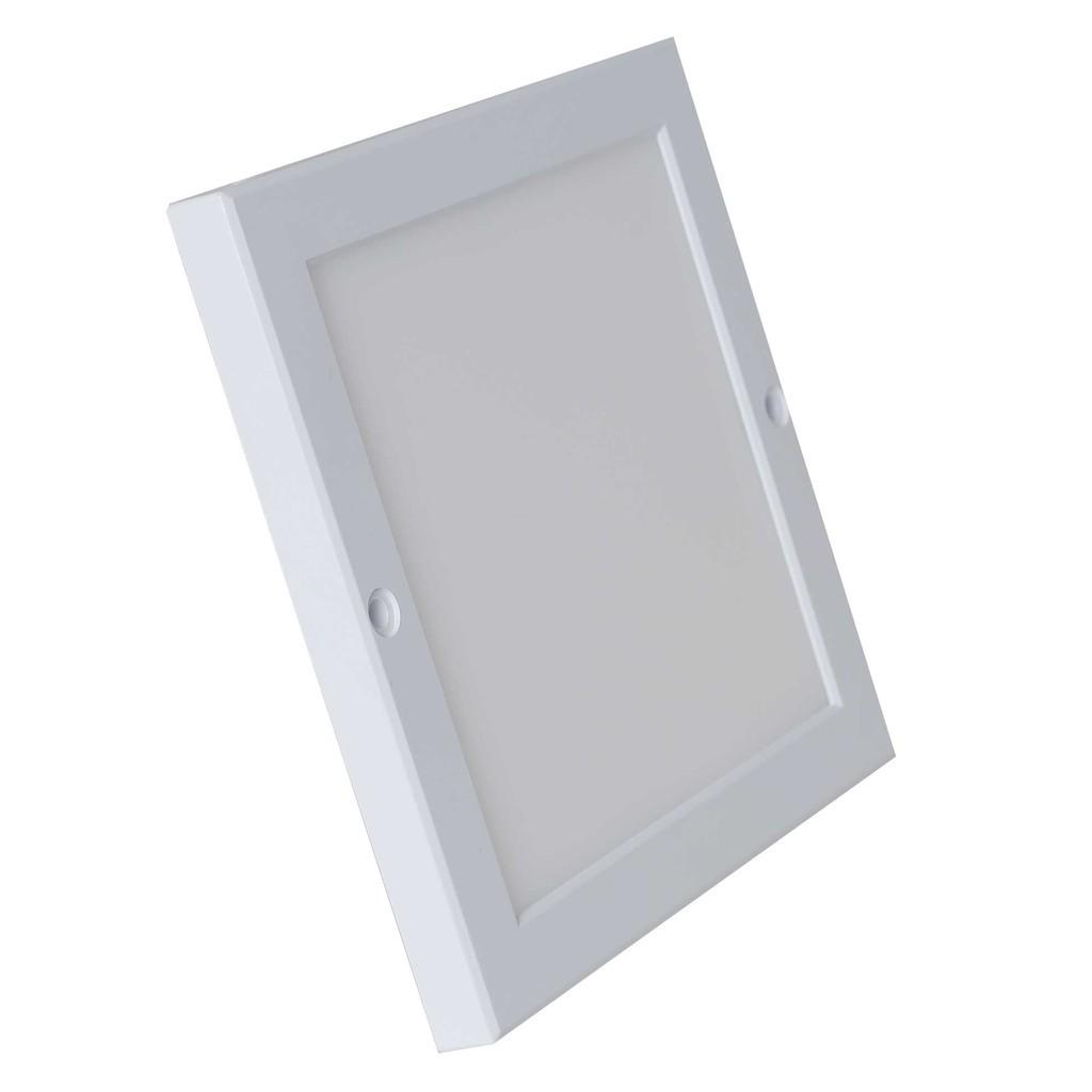 [Giá Sập Sàn] Đèn LED Ốp Trần Cảm Biến Rạng Đông D LN 10L 220x220/18W.PIR