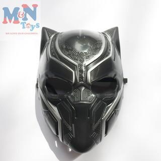 Mặt nạ Chiến binh Báo Đen – Black Panther hóa trang trung thu, halloween-u44