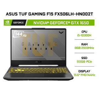 Laptop ASUS FX506LH-HN002T GeForce GTX 1650 4GB i5-10300H 8GB 512GB 15.6 W10 thumbnail