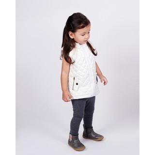 Áo khoác Bé gái Yvette LIBBY N guyen Paris 100% Lông ngỗng Tự nhiên, Họa tiết Hình thoi lớn, Màu Trắng thumbnail