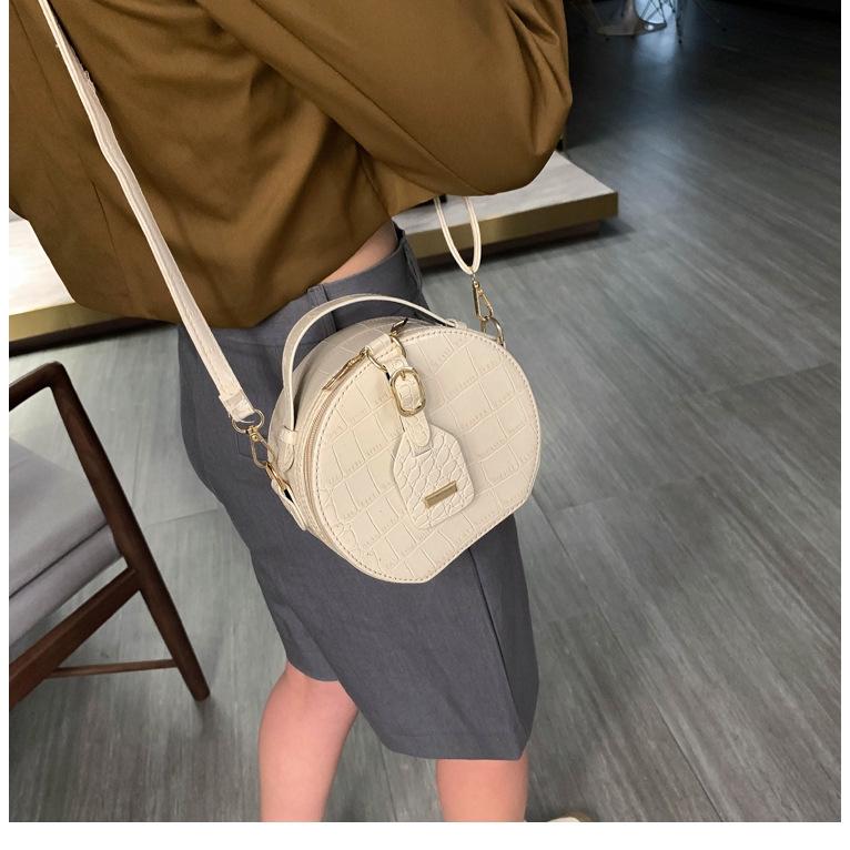 Túi Đeo Vai JASMIN NOIR Cỡ Nhỏ Vintage Retro Cho Nữ