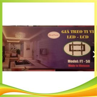 Giá treo tivi mỏng LCD Plasma 32″-42″ FT50