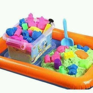 đồ chơi – Bộ cát nặn cho bé – h72 – đồ chơi