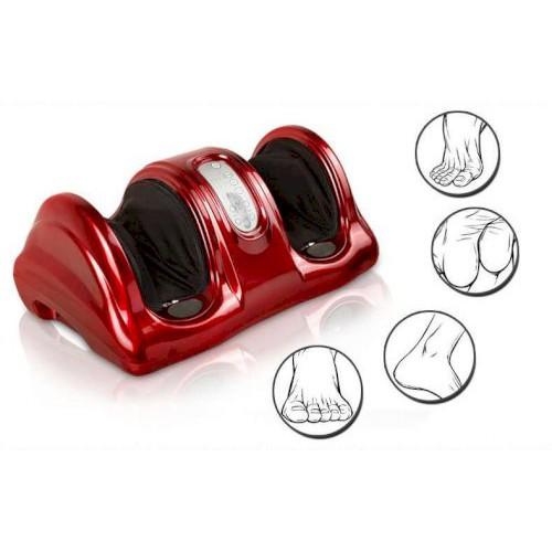 Máy massage chân FREESHIP Máy mát xa giúp lưu thông máu tốt
