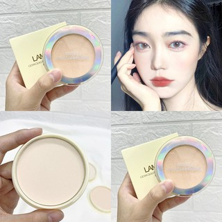 Phấn Nền VÀNG ÁNH KIM Lameila nội địa lâu trôi che phủ tốt phấn phủ trang điểm makeup powder sỉ Kang