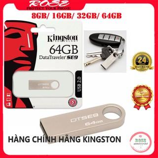 [Mã ELFLASH5 giảm 20K đơn 50K] USB Kingston 16GB / 32GB - Bảo Hành 12 Tháng [ 1 Đổi 1]
