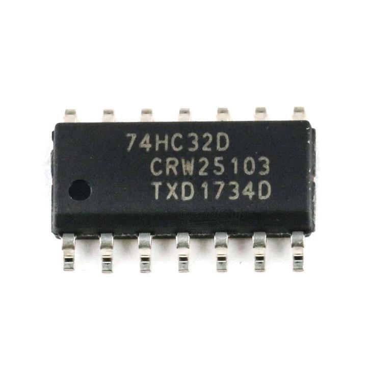 IC Logic 74HC32D SOP14 Chân Dán