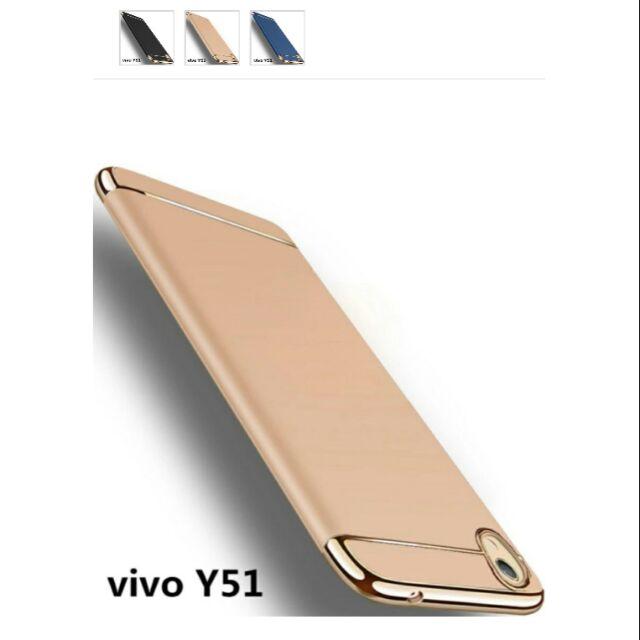 Ốp lưng 3 mảnh dành cho VIVO Y51 - 2509098 , 490888080 , 322_490888080 , 39000 , Op-lung-3-manh-danh-cho-VIVO-Y51-322_490888080 , shopee.vn , Ốp lưng 3 mảnh dành cho VIVO Y51