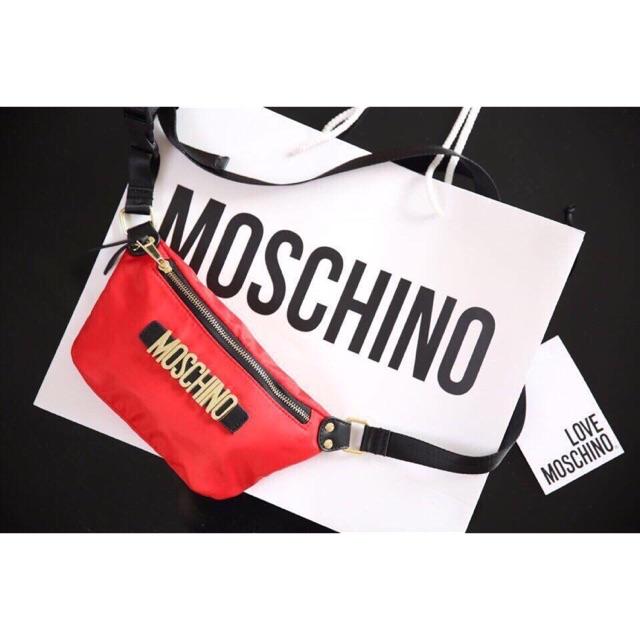 Túi đeo bụng moschino - 15341742 , 1130637776 , 322_1130637776 , 220000 , Tui-deo-bung-moschino-322_1130637776 , shopee.vn , Túi đeo bụng moschino