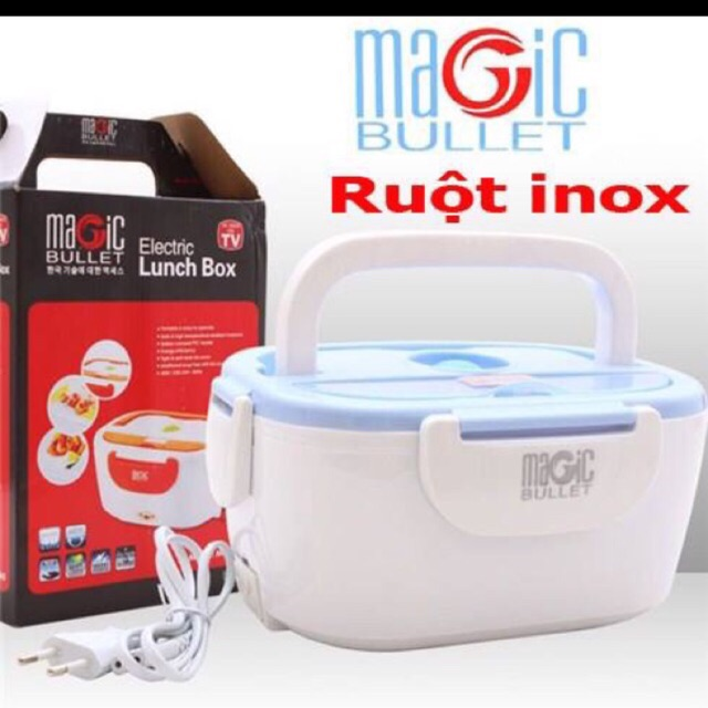 Hộp cơm hâm nóng ruột inox - 2655459 , 52861753 , 322_52861753 , 160000 , Hop-com-ham-nong-ruot-inox-322_52861753 , shopee.vn , Hộp cơm hâm nóng ruột inox