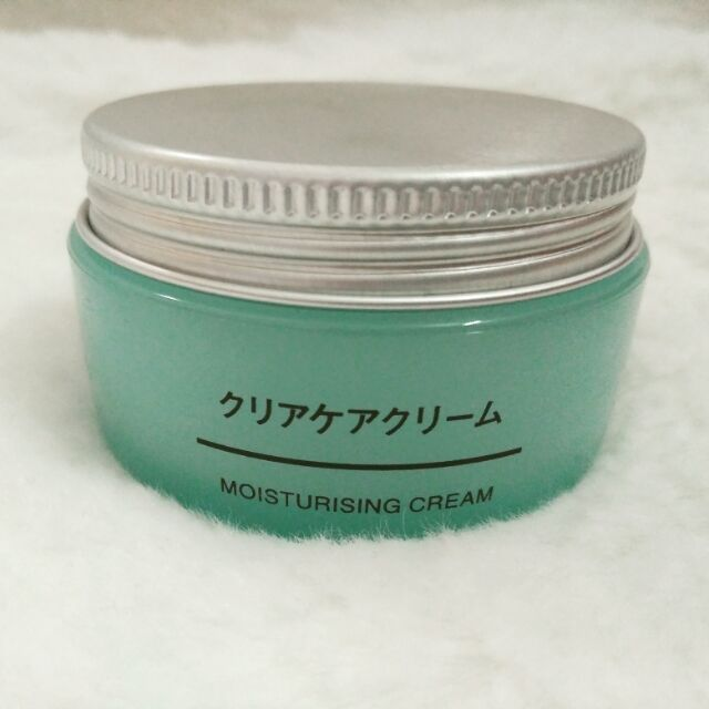 Kem dưỡng Muji Clear Care dành riêng cho da mụn, lỗ chân lông to, mụn đầu đen